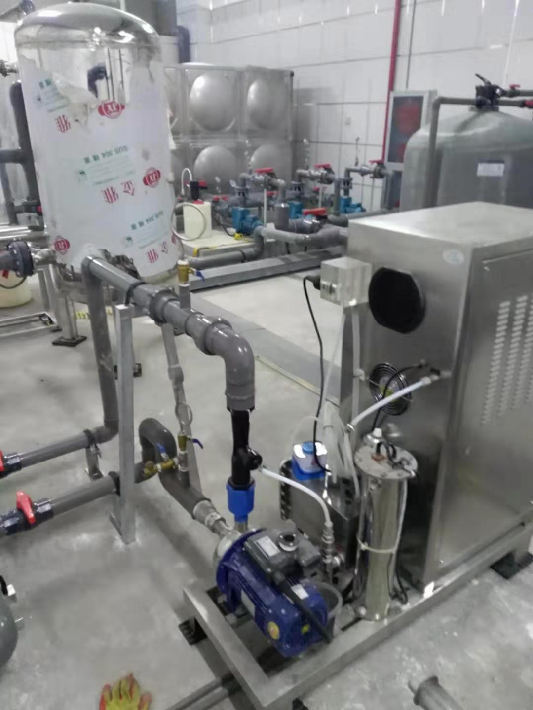 亚博体育yabo88亚博体育官方网去除水中铜绿单细胞菌案
