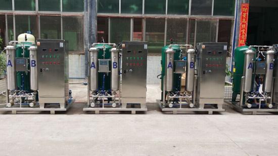 600克氧气源臭氧发生器(YT-022-600A)